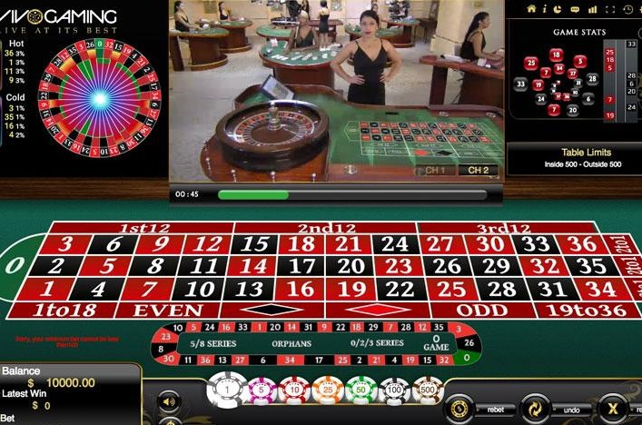 judi roulette android
